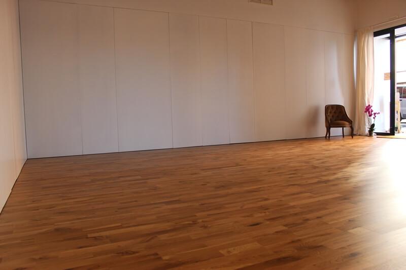Sala principal espacio invisible
