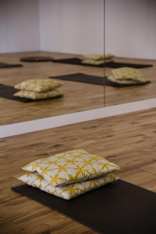Sala Yoga espacio invisible